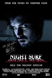 Stephen King's Night Surf Poster