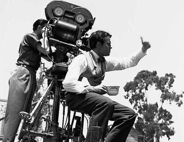 Orson Welles Directing